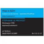 SLEPROVOST Agence WEB sur VANNES - LORIENT - QUIMPER